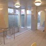 安心設計の浴室